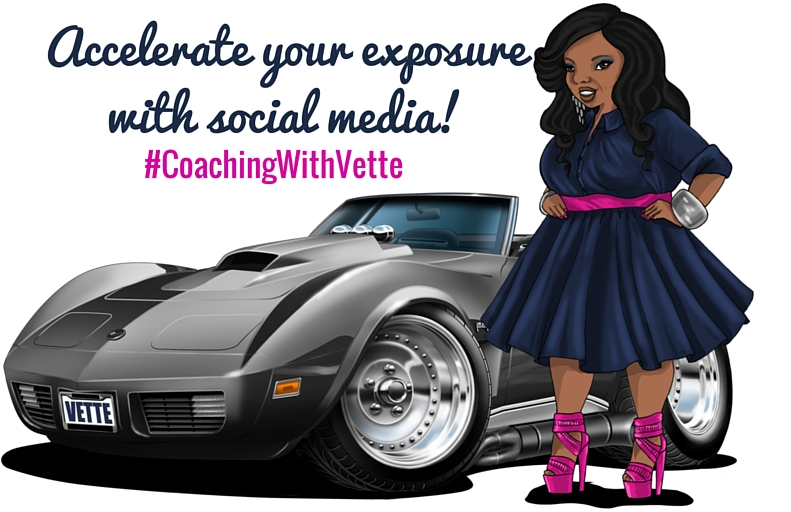 Social Media Coaching With Sharvette Mitchell