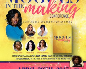 Moguls In The Making Conference and Book Signing