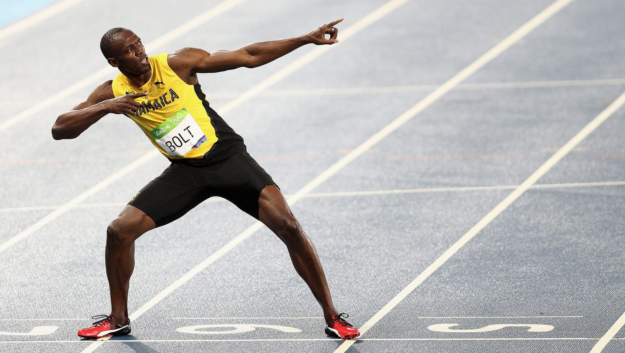 Bolt Olympia 2021
